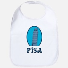 Leaning Tower of Pisa Bib