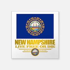 New Hampshire Pride Sticker