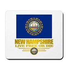 New Hampshire Pride Mousepad
