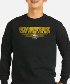 New Hampshire Pride Long Sleeve T-Shirt