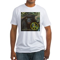 Save the hippie chimp