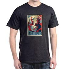 COLORFUL DACHSHUND T-Shirt