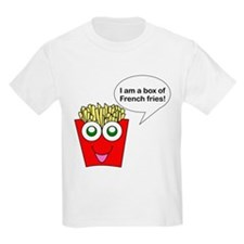 Happy French Fries T-Shirt