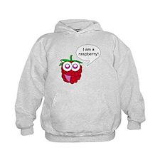 Happy Raspberry Hoodie