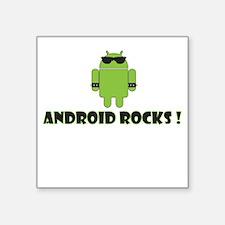 Android Rocks Sticker