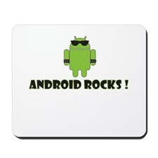 Android Rocks Mousepad