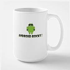 Android Rocks Mug