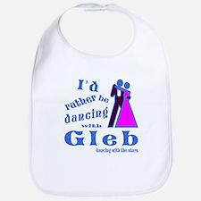 Dancing With Gleb Bib