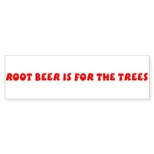 """Root Beer"" Bumper Bumper Sticker"