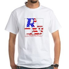 RX3 Patriot Act 01 T-Shirt