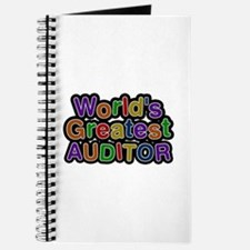 World's Greatest AUDITOR Journal