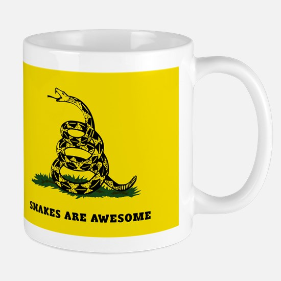 Snakes are awesome Mug