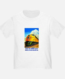 Ride the 400 Fleet T-Shirt