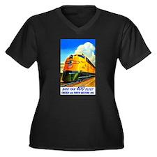 Ride the 400 Fleet Plus Size T-Shirt