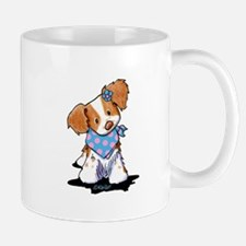 Brittany Spaniel Girl Mug