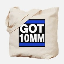 got 10mm blue Tote Bag