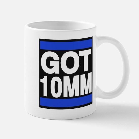 got 10mm blue Mug
