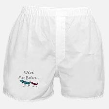 weve met before Boxer Shorts