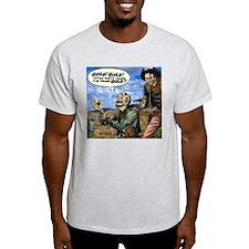 Doomed Gold Prospector T-Shirt (dark) T-Shirt