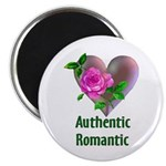 Authentic Romantic Magnet