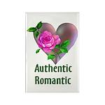 Authentic Romantic Rectangle Magnet (100 pack)