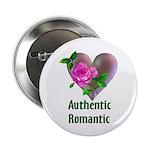 Authentic Romantic Button