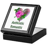 Authentic Romantic Keepsake Box