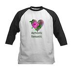 Authentic Romantic Kids Baseball Jersey