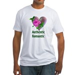 Authentic Romantic Fitted T-Shirt