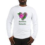 Authentic Romantic Long Sleeve T-Shirt