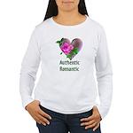 Authentic Romantic Women's Long Sleeve T-Shirt