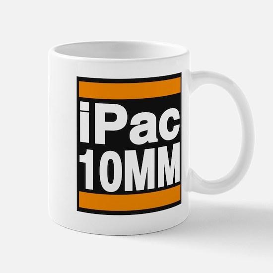 ipac 10mm orange Mug