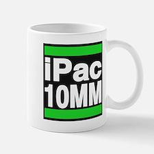 ipac 10mm green Mug
