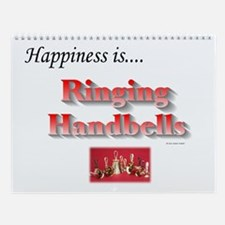 Happiness Is... Wall Calendar