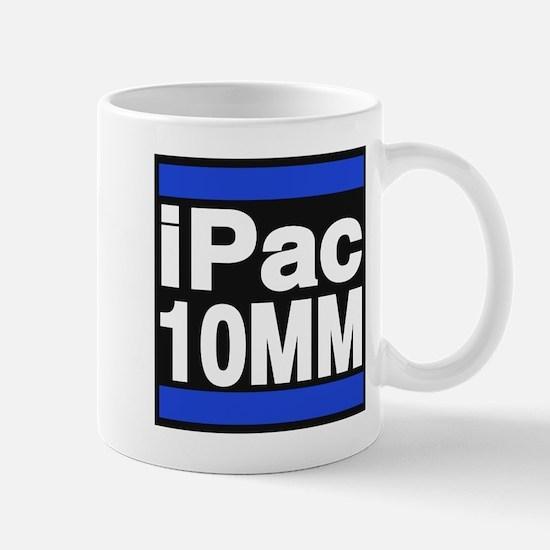 ipac 10mm blue Mug