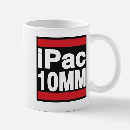 ipac 10mm red Mug