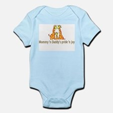 Mommy n Daddys pride n joy Body Suit