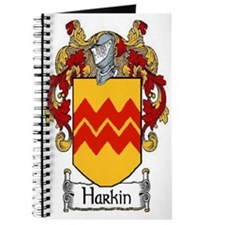 Harkin Coat of Arms Journal