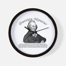 George Clymer 03 Wall Clock