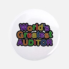World's Greatest AUDITOR Big Button