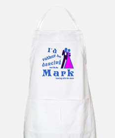 Dancing With Mark Apron