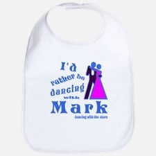 Dancing With Mark Bib