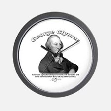 George Clymer 01 Wall Clock