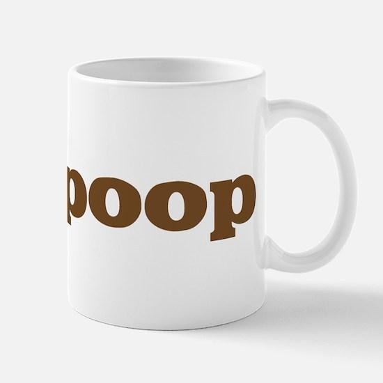 i eat poop Mug
