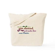 A Star Danced - Colors Tote Bag
