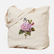 Redoute Bouquet Tote Bag