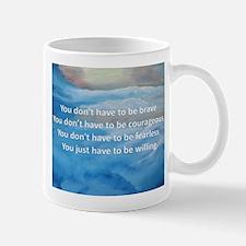 Fearless Small Mugs