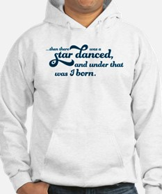 A Star Danced - Blue Hoodie