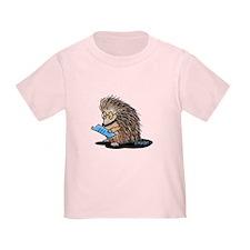 Warm Fuzzy Porcupine T