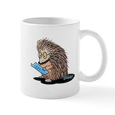 Warm Fuzzy Porcupine Mug